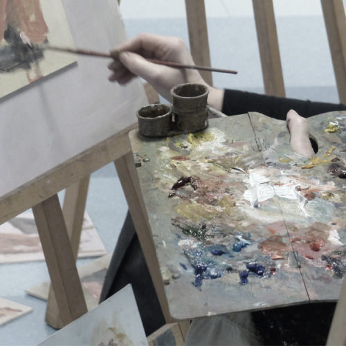 klassiek schilderen naar meesters_bw_5