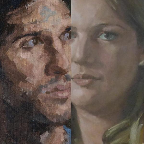 wisselportret