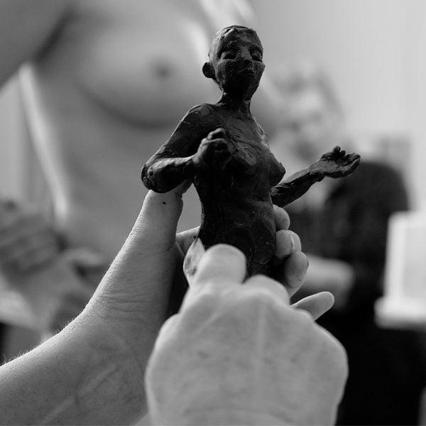 boetseren anatomie voor kunstenaars
