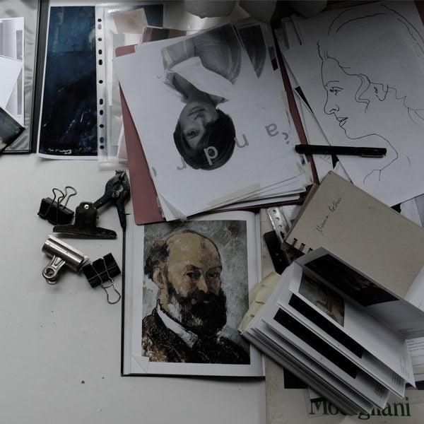 schilderen naar foto