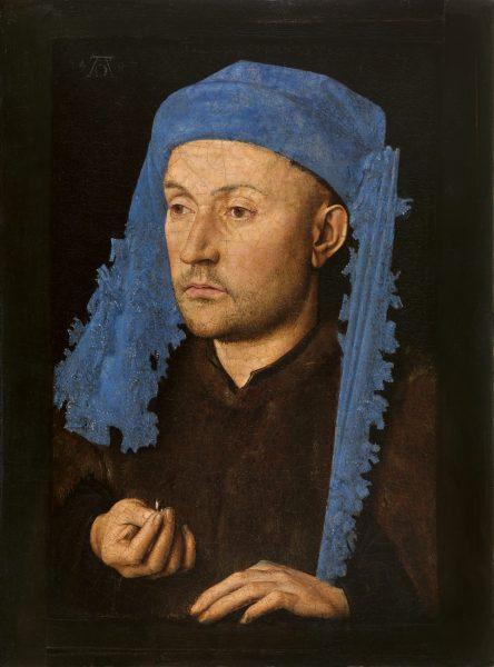 jan van eyck gent portret