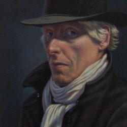 portret schilderen maarten