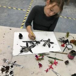 Wackers Jong botanische studies naar Maria Sibylla Miriam