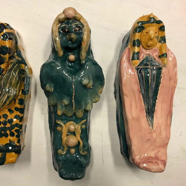 wackers jong egyptische sarcofaag