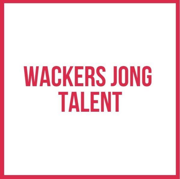 Wackers Jong Talent