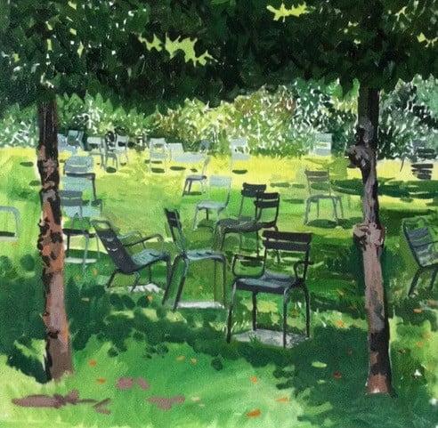 stoelen Anna Khodorovich
