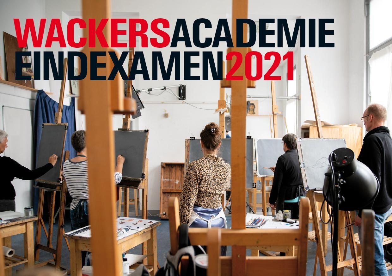 boekje wackers eindexamen 2021